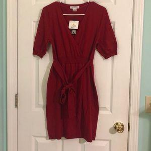 Liz Claiborne red dress